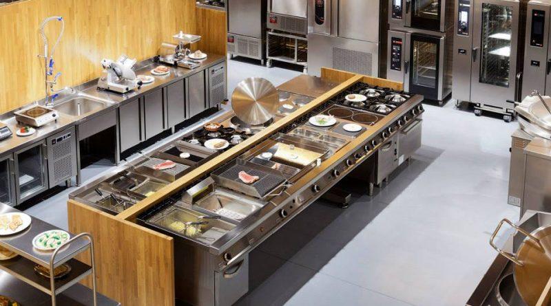Endüstriyel Mutfak Yedek Parçaları
