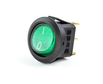 Yuvarlak Anahtar Yeşil